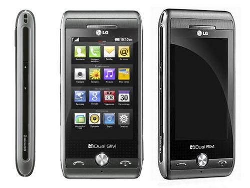 Кастинг. LG GX500