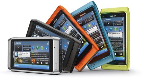 Кастинг. Nokia n8