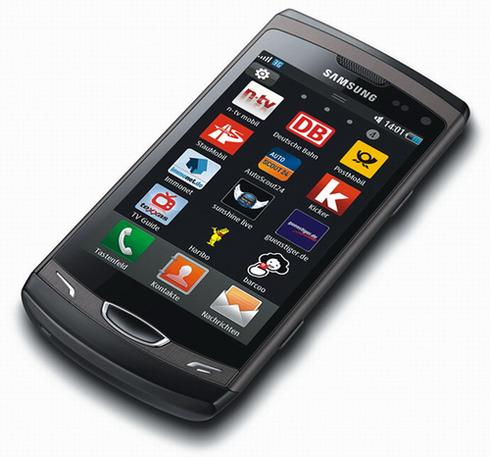 Кастинг. Новая модель телефонов Samsung