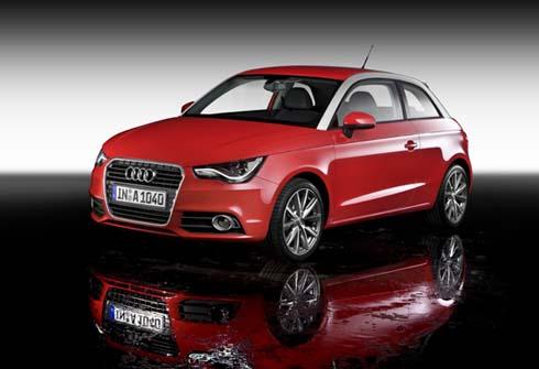 Кастинг - Audi А1