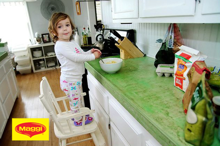 Кастинг - Maggi кулинарные продукты