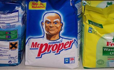Кастинг - «Mr. Proper»