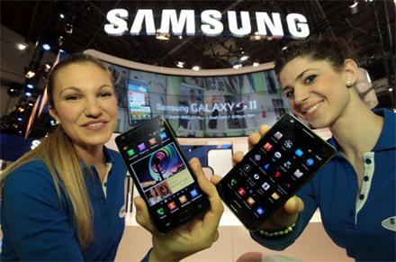 Кастинг - Samsung Galaxy S II