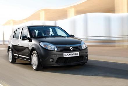 Кастинг - Renault Sandero