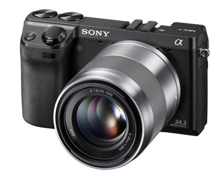 Кастинг - фотоаппараты SONY