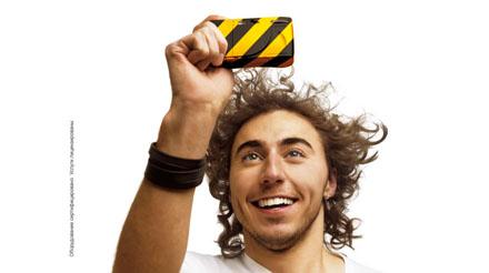 Кастинг - рекламная кампания новой услуги Билайн