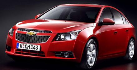 Кастинг - автомобили Chevrolet