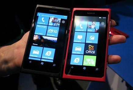 Кастинг - Nokia Lumia 800